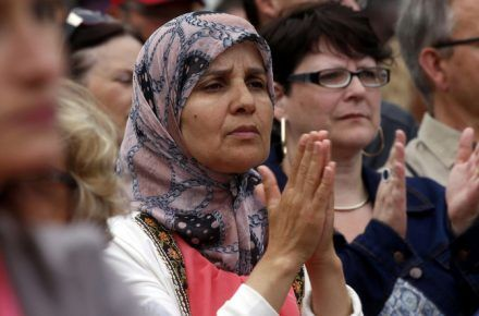 Europe's Muslim Population On The Rise, According to Pew