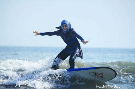 Post French Ban, Burkini Designer Sales Climbs (thanks to non-Muslims)