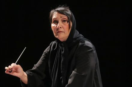 Iranian Conductor Nezhat Amiri Takes a Stand For Women and Music