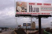 Hijab Billboard Campaign Captures Non-Muslims' Attention