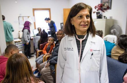 Nothing Came Easy For This Atlanta Doctor, But Faith Was On Her Side...
