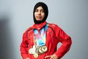 Emirati Athlete Hamda Al Hosani Wins Big At Special Olympics