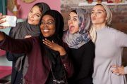 Photo-Essay: 'This is what a Muslim girl looks like'