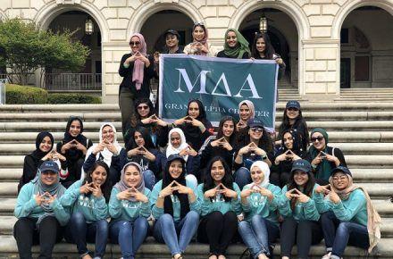"""Building A Sisterhood,"" The Story of a Muslim Sorority"