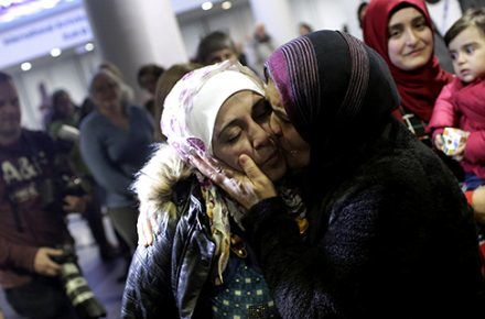 New Pew Report: 'Number of refugees admitted to the U.S. has fallen, especially among Muslims'