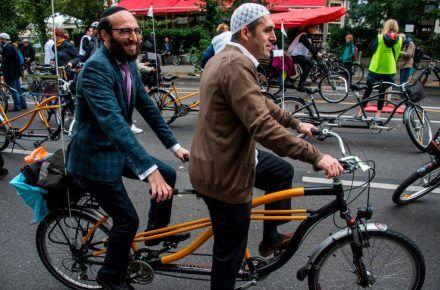 SPOTLIGHT ON: Orthodox Jews Defending Muslim Rights