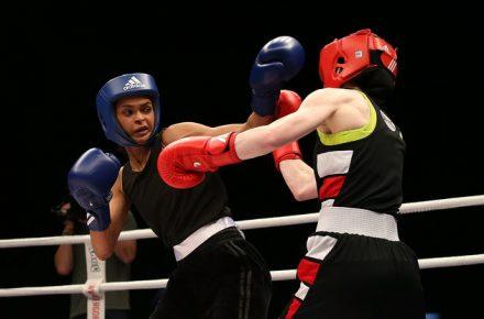 Meet The First British Female Muslim Boxing Champion