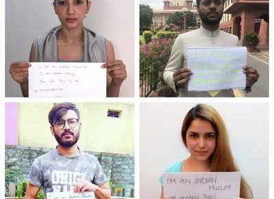 #TalkToAMuslim Trends in India
