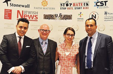 In The UK, Muslims and Jews Come Together To Tackle Hate Crime