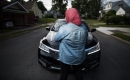 Behind The Wheel, Many Muslim Women Say They Face Hate