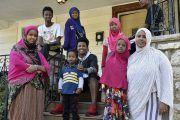 Somali Muslim Family Resettles to Kansas City, Father Left Behind…
