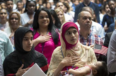 Muslim Activist Says She Still Sees America's Potential, Despite Experiencing Hate Crimes