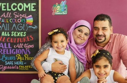 This Tennessee Falafel Shop Named 'Nicest Place' In America