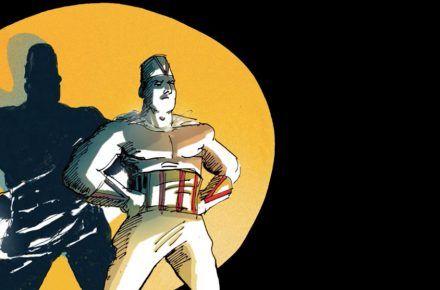 After 70 Years, A Muslim Superhero Returns...