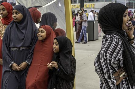 NEW PEW SURVEY: 'Black Muslims account for a fifth of all U.S. Muslims'