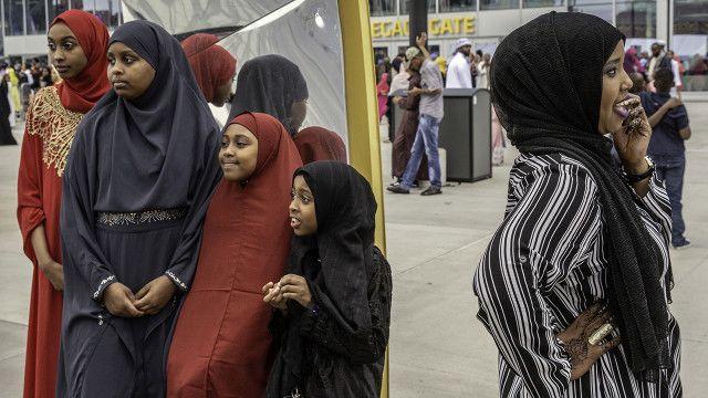 Photo Credit: Kerem Yucel, AFP via Getty Images via PEW