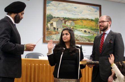 SPOTLIGHT ON: America's First Female Muslim Mayor