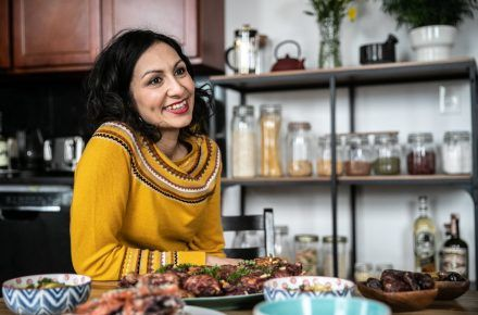 New Cookbook Brings Attention To Palestinian Cuisine and Heritage