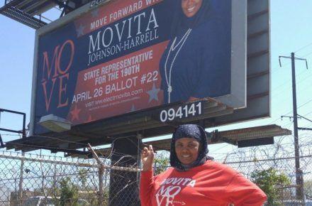 Movita Johnson-Harrell Becomes Pa. Legislature's First Female Muslim Lawmaker