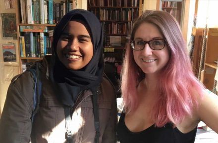 Calif Community Opens Doors (and Heart) to Int'l Muslim Student