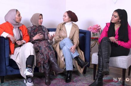 Get Candid with the 'Muslim Women's Day' Panel