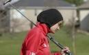Hijabi Golfer Doesn't Mind Being A Trail Blazer...