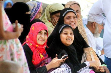 New Study Finds That Muslims Are The Most Satisfied With Their Lives