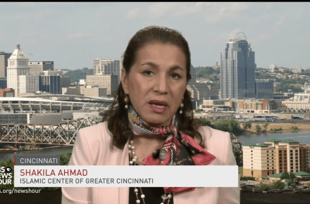 Muslim Activist Responds to Rising Attacks On Places of Worship