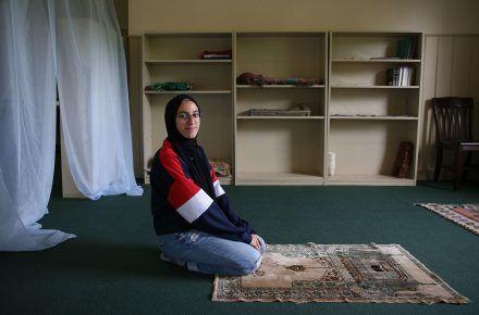 Muslim Students at Quaker School Create Prayer Space