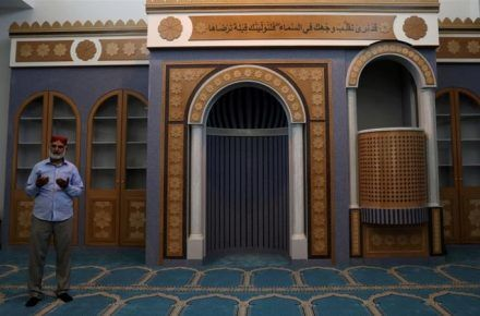 After years of waiting, Athens Muslims finally get their mosque