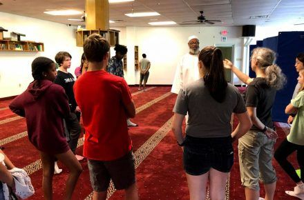 In Durham NC, Young Scholars Get Schooled On Islam...