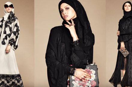 Muslim Fashion Is Becoming Serious Business...