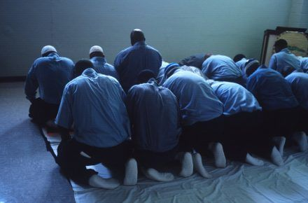 New Report Findings:  Muslims Are Over-Represented In State Prisons