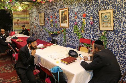 In Morocco, Muslims and Jews Live Together In Peace & Harmony...