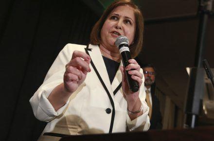Ghazala Hashmi becomes first Muslim woman elected to Virginia's state Senate