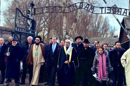Islamic Leaders Visit Auschwitz