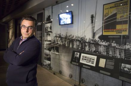 """""""Rosewater"""" Writer On the Importance of Holocaust Education"""