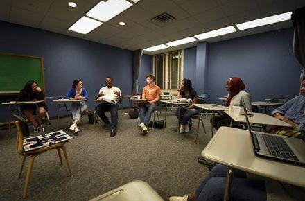 Black Muslims Bring Representation On Campus
