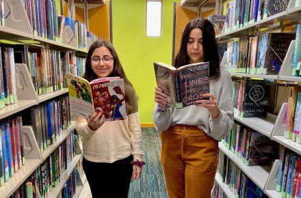 Michigan teen girls brings awareness to lack of diversity in libraries