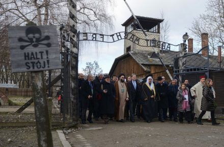 American Muslims and Jews honor Auschwitz and form new alliance