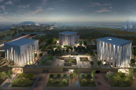 Plans in Stage for Landmark Interfaith Complex in Abu Dhabi