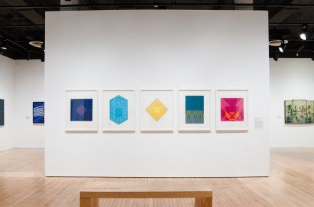 'Abstraction from the Arab World' explored in new gallery show