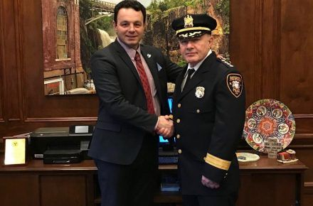 New Jersey Swears In First Muslim Police Chief