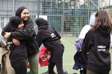 Netball Club Brings Inclusion in the UK