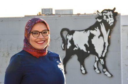 SPOTLIGHT ON: NC's first elected Muslim woman,  Nida Allam