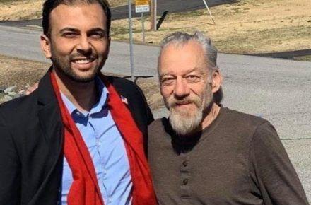 VA Candidate Turns The Other Cheek On Islamophobic Tweet