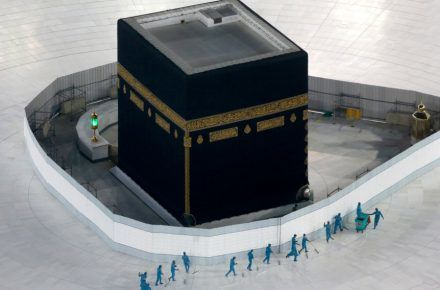 Coronnavirus Report:  Muslims asked to hit pause on hajj