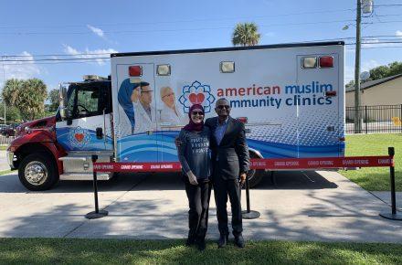 Coronavirus Report: American Muslim Community Clinic Offers Tests
