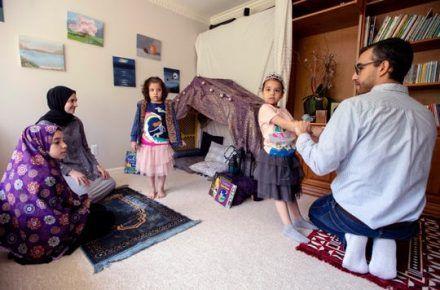Coronavirus Report: DIY 'Mini-Mosques' at Home