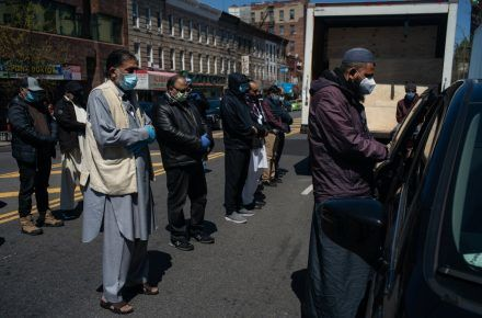 Coronavirus Report: 15 Funerals a Day